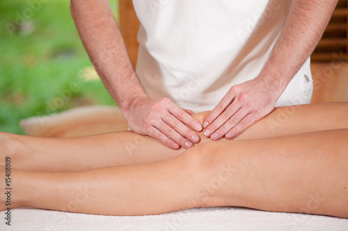 special knee therapy