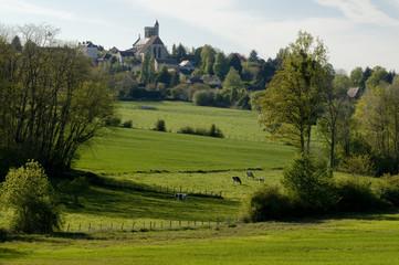 Village de Bourgogne 3774