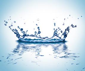 water corona
