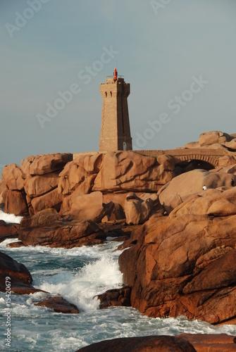 Fototapeten,leuchtturm,meer,natur,landschaft