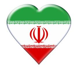 Icon of Iran flag