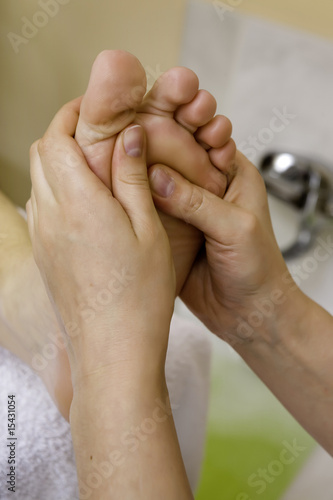 Pedicure - feet massage