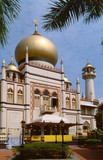 Sultan Mosque Singapore poster