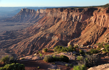 Canyonlands National Park - Needles Overlook