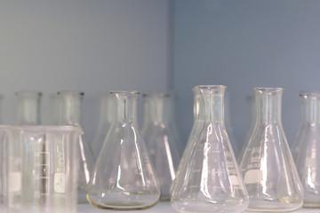Glass in the laboratory