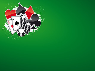 Poker background 3