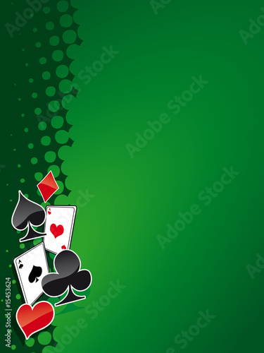 Poker background 4