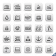 Icon set 4 | Business full pack | Saturn series