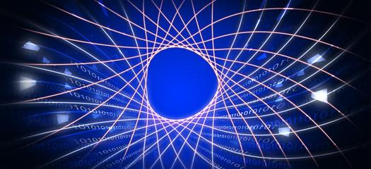 universo rete spazio