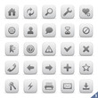 Icon set 1 | Browser full pack | Saturn series