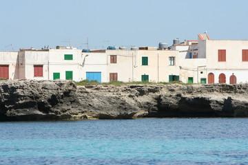 villaggio sul mare