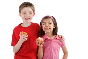 Pomme et vitamines