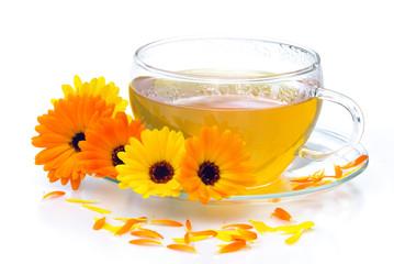 Tee Ringelblume - tea marigold 07