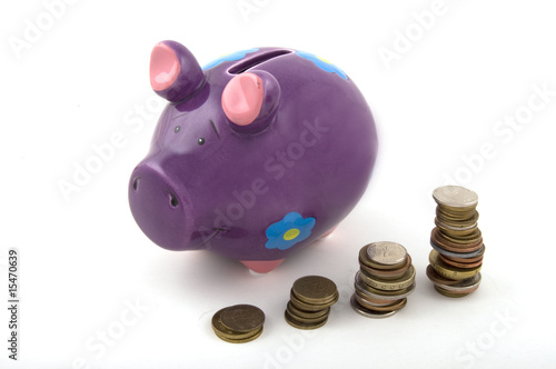 saving money with pig