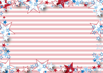 Small Stars & Stripes