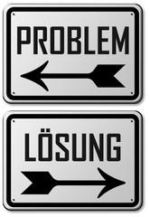PROBLEM > < LÖSUNG