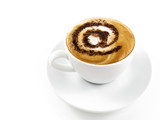 Fototapety Cappuccino mail