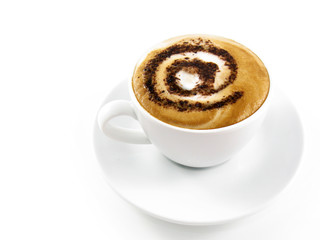 Cappuccino mail