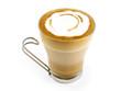 Cappuccino al vetro