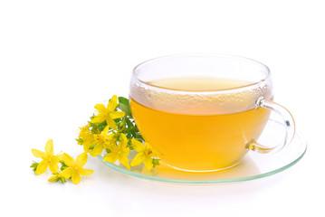 Tee Johanniskraut- tea St Johns wort 06