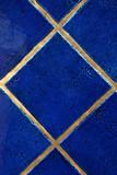 royal blue tiles
