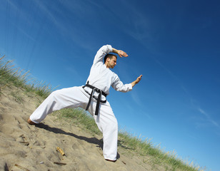 Taekwon-do move