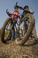 Wheels and bikers
