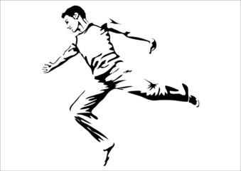 Ragazzo che danza