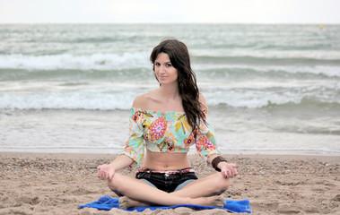Beach girl 198