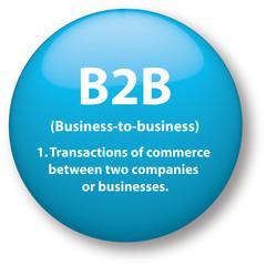B2B Definition Icon