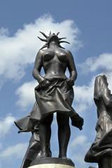 statua del sole