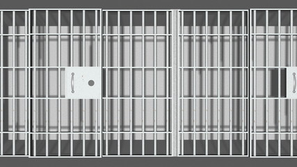 3D jail cells