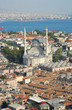 istanbul city - mosque - ottoman - old town