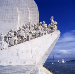 Monument to the Discoveries in Lisbon