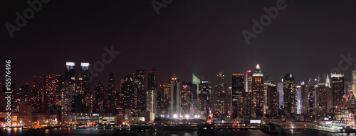 New York - Night skyline