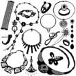 jewelry for women vector 2