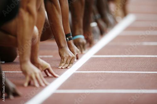 Papiers peints Jogging Athletisme