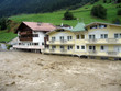 Hochwasser in Ischgl - 15583447