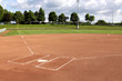 Softball Diamond - 15592690