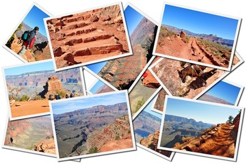 Grand Canyon - Collage