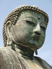 Buda de 14 metros en Kamakura (Japon)