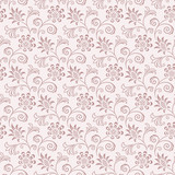 Seamless Floral Wallpaper