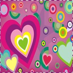 Corações Bolinhas e Estrelas!