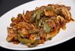 Pollo piccante con verdure 1