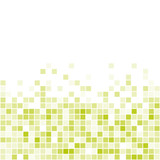 Vector Seamless Green Tiles - 15614284