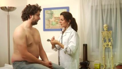 Doctor and Patient IV - Médecin et Patient IV