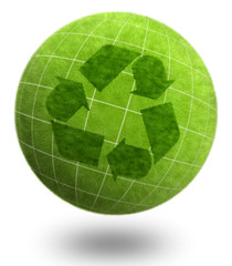 planet series green planet ecology recycle