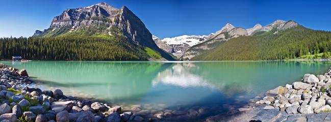 Lake Louise – piękne Alberta