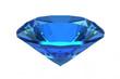 Sky blue round topaz gemstone - 15635465
