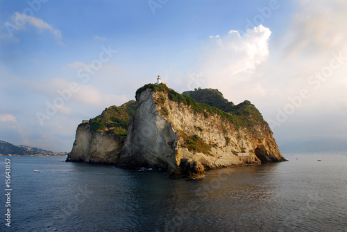 Beautiful island - Beautiful island - Vivara in Italy